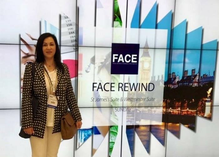 FACE Διεθνές Συνέδριο Αισθητικής Ιατρικής 2017 (16-18/06, London) 2