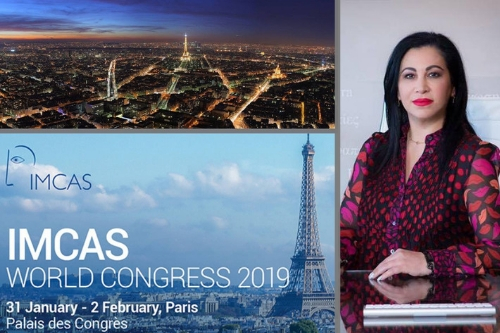 IMCAS World Congress 2019 (Paris)