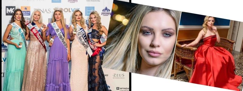 Η Αντιγόνη Δεικτάκη, Α' Αναπληρωματική Miss Παγκόσμιος Τουρισμός 2019 στην LASER DERMA CLINIC OASIS MED! 1
