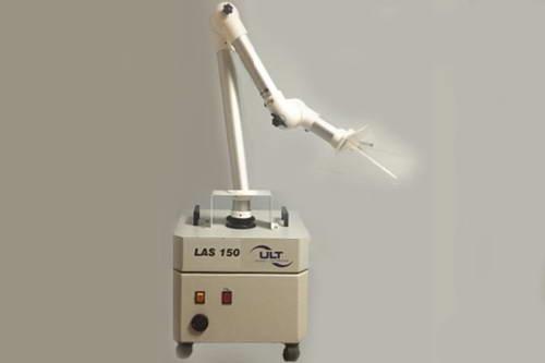 Αναρρόφηση αναθυμιάσεων LASER, LAS 150, Umwelt - Lufttechnick - ULT 3