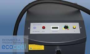 Συσκευή ψύξης διαδερμικών LASER, Ecocool™, Ecomed 4