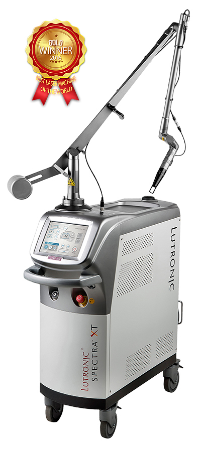 LASER Q-Switched, Nd: YAG® SPECTRA™ XT, Lutronic 1