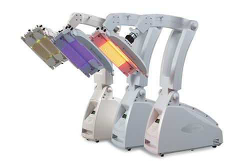 Συσκευή φωτοδυναμικής θεραπείας, Omnilux™ PDT, Phototherapeutics Ltd