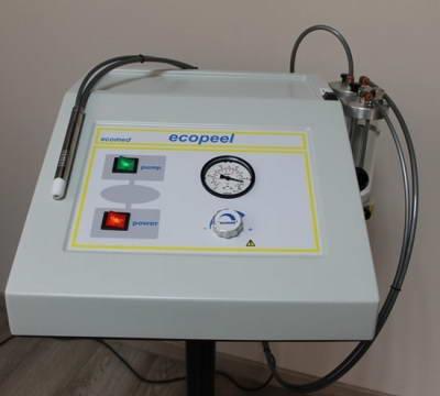 Συσκευή δερμοαπόξεσης μικροκρυστάλλων, Ecopeel, Ecomed 4
