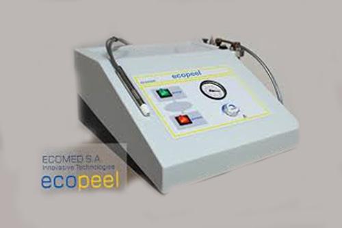 Συσκευή δερμοαπόξεσης μικροκρυστάλλων, Ecopeel, Ecomed